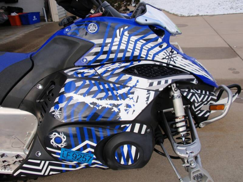 Yamaha Nytro Graphics